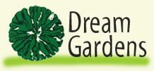 DreamGardens garden design and maintenance